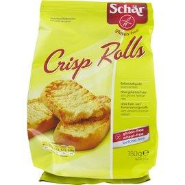 Schar Crisp Rolls Beschuit 150 gram