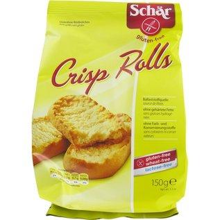 Schar Crisp 150g Rolls Rusk