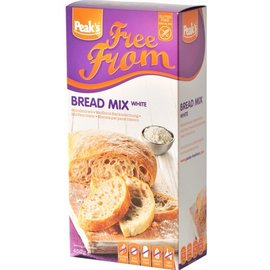 Peaks White bread mix - 450g