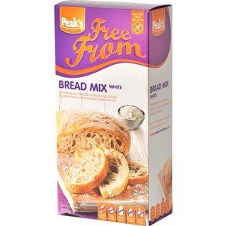 Peaks Hvidt brød mix 450g