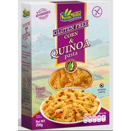 Varia Fusilli pasta Maize / quinoa 250g