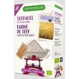 Joannusmolen Teff farina bio