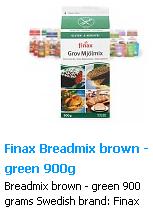 Finax Glutenfrei Brotmischung kaufen