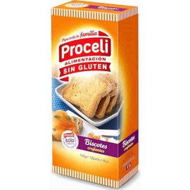 ProCeli Rusk rotola 3 x 50 grammi