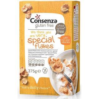 Consenza Særlige Flakes med vitaminer
