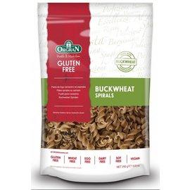Orgran Buckwheat fusilli, 250 grammi
