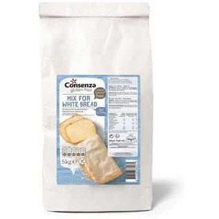 Consenza Pane bianco mix - 5 kg