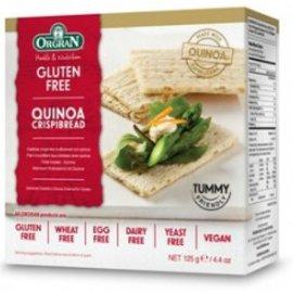 Orgran Multigrains Crispbread Quinoa 125g