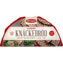 Semper Knackebrod 360 grams