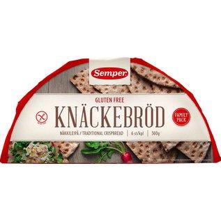 Semper Knackebrod - Familiepak
