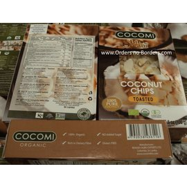 Cocomi Coconut Chips 100 Gramm