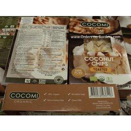 Cocomi Kokosnoot chips 100 gram