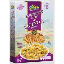 SamMills Penne maïs en quinoa 250 gram