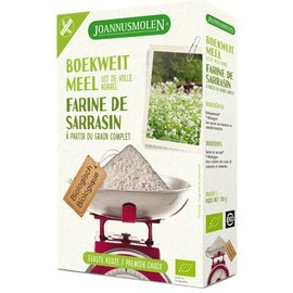 Joannusmolen Organic buckwheat flour - 350 grams