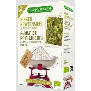Joannusmolen kikærtemel - Økologisk - 350 gram