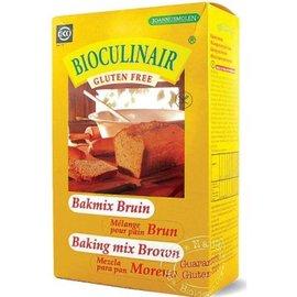 Joannusmolen Bakmix volkoren - bio - 500 gram