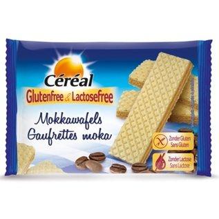 Céréal Wafer Mocha Organic 125g