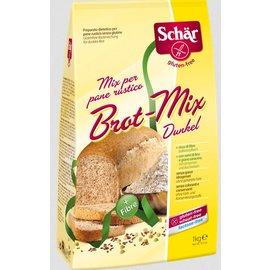Schar Breadmix mørke - 1000 gram