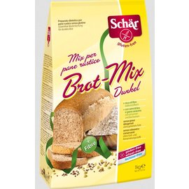 Schar Breadmix sombre - 1000 grammes