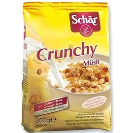 Schar Crunchy muesli 350 gram