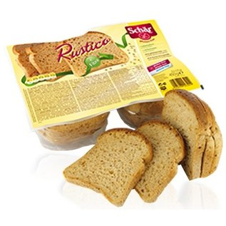 Schar 2 x 225 g - Rustico skiveskåret brød