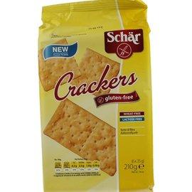 Schar Crackers - 6 x 35 grammi