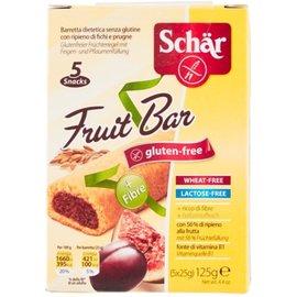 Schar Bar med Frugt - 125 g