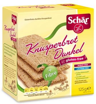 Knack dunkles Brot - Multigrain - 125g