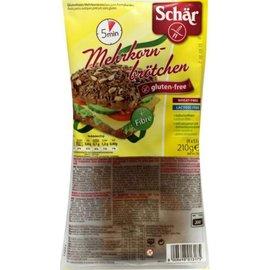 Schar Meergranen Broodjes 210 gram