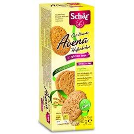 Schar Oat biscuits (Oaties) 10x13 g