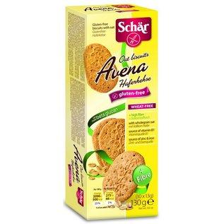 Schar Oat biscuits - Portion packaging