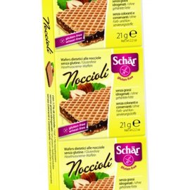 Schar Noccioli - 3 x 21 gram