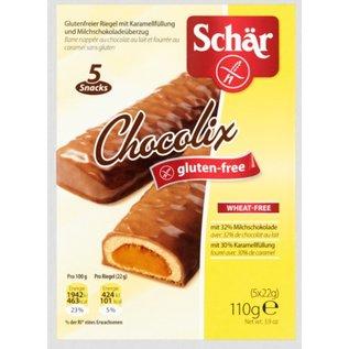 Schar Caramel bar Chocolix - 100g