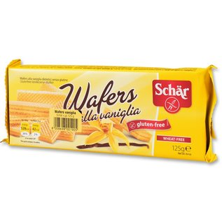 Schar Vanilla wafers - 125g