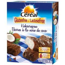 Céréal Coconut Bars - 4 x 25 Gramm