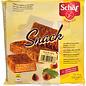 Schar Schokoladen-Haselnuss-Waffeln - 105 Gramm