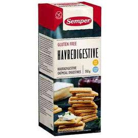 Semper biscuits d'avoine - 150g