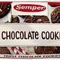 Semper Triple Chocolate Cookies - 150g