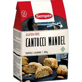 Semper Koek Cantucci Amandel - 200 gram