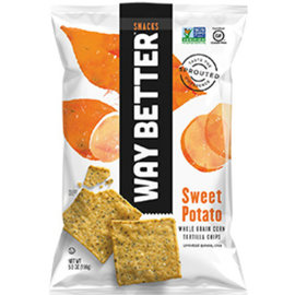 Way Better chips Chips bio - patata dolce tortillas di mais