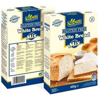 Varia Hvidt brød mix - 400 g