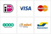 Glutenfree Creditcard mastercard Visacard