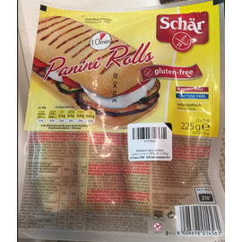 Schar Panini 3 x75 gram