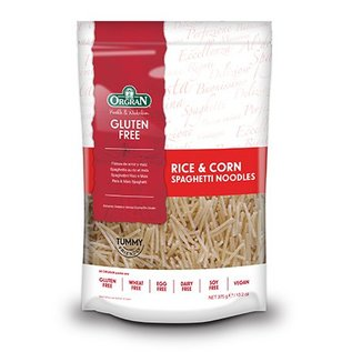Orgran Spaghetti Noodles Rice & Corn - 375 gram