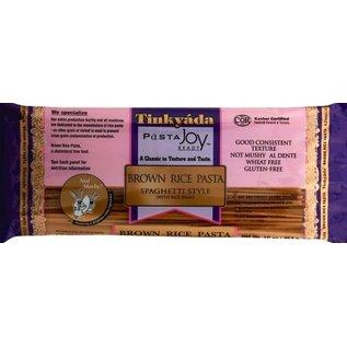 Tinkyáda Spaghetti - pâtes de riz brun - 454 grammes