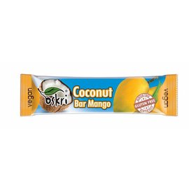 Coconut mango bar