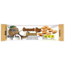 Oskri Coconut Bar mandorle