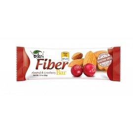 bar mandorle Cranberry - fibra