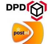 NL>PostNL €5,10 /België €7,50