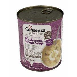 Consenza Mushroom suppe - 800 ml